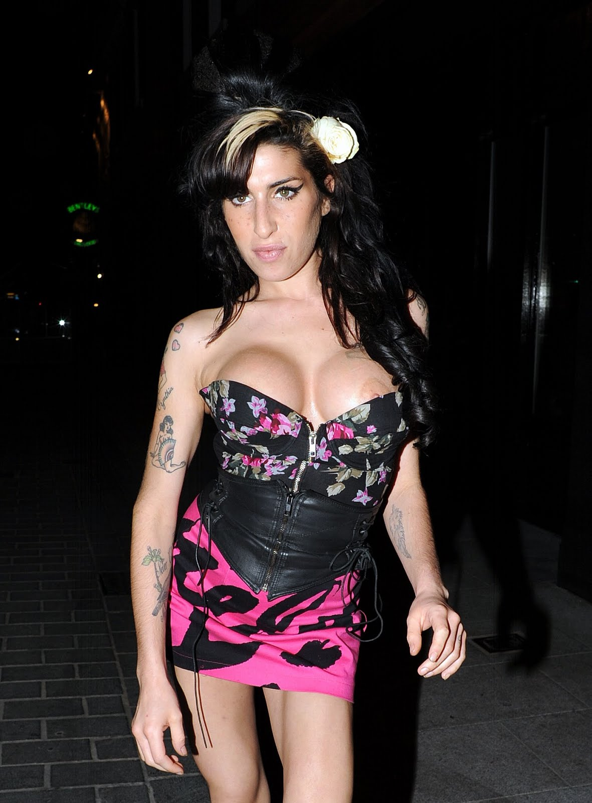 nip slip winehouse Amy