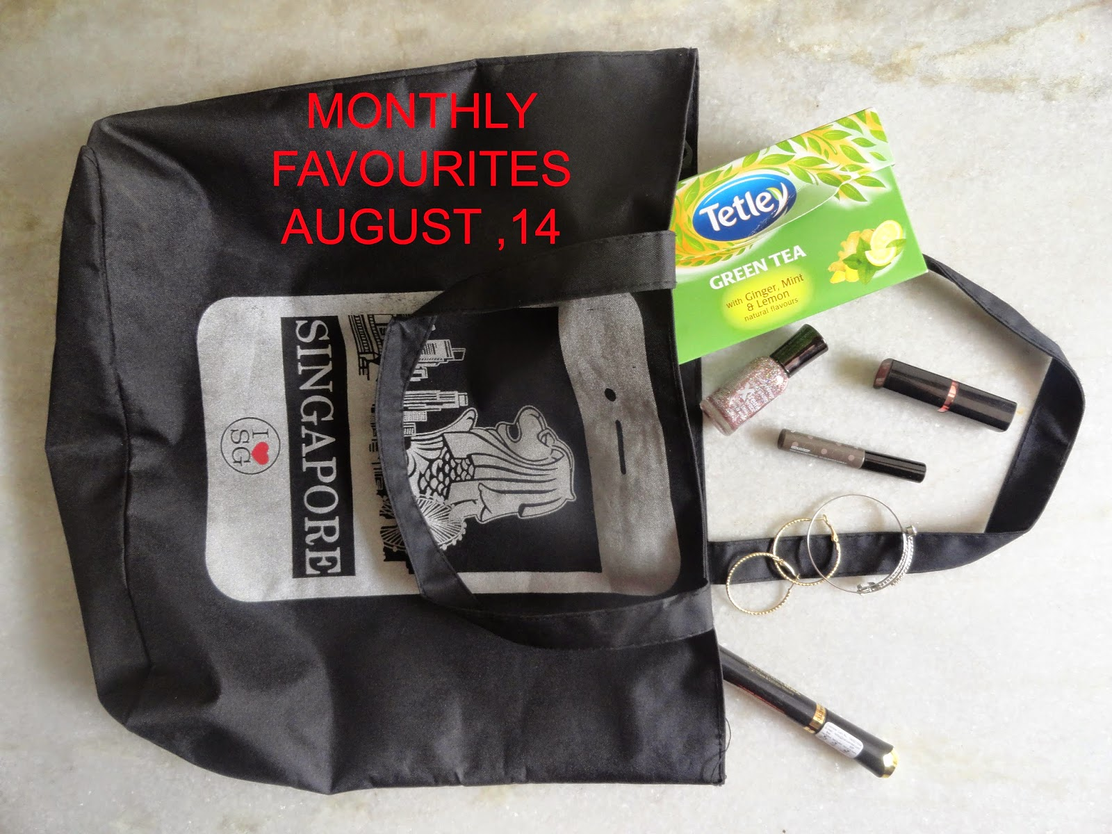 Monthly favourites: August 2014 image