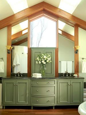 Banheiro para dois