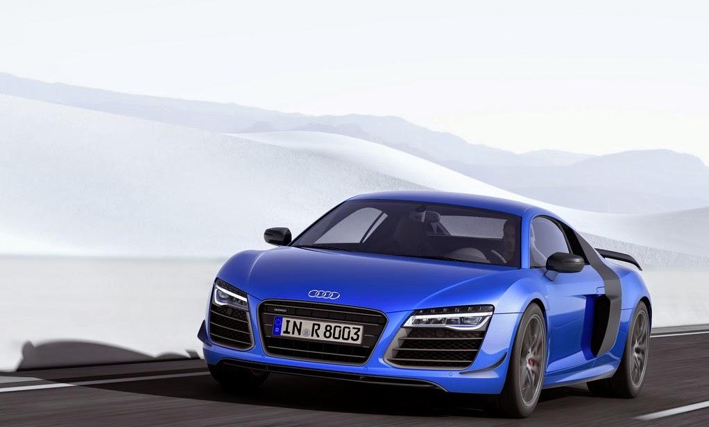 2015 Audi R8 LMX