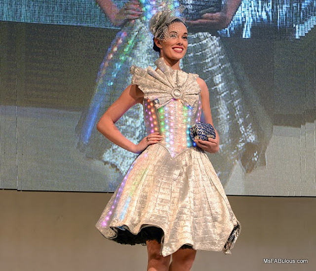 wearable tech fashion show