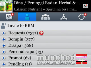 jasa promosi pin bb