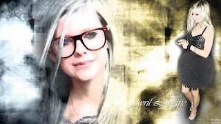 Avril Lavigne Widescreen HQ Wallpaper 69859