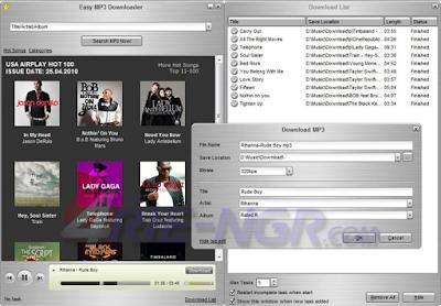 Easy MP3 Downloader 4.7.5.2 Gratis Terbaru