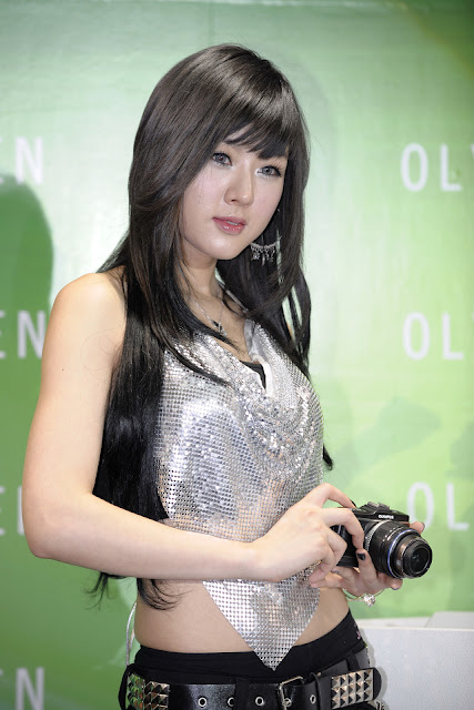 Korean Model Girls -Hwang Mi Hee