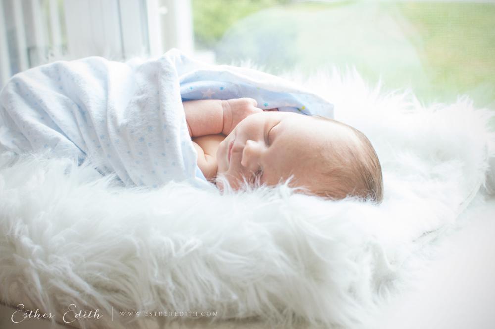 Newborn Lifestyle Photography Boston MA