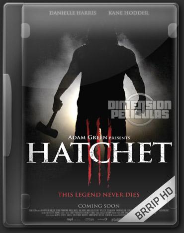 Hatchet III (BRRip HD Inglés Subtitulada) (2013)