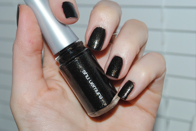 karl+shu+nail+polish+karl+black