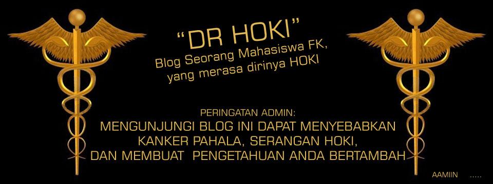 """DR HOKI"" Blog Kedokteran"