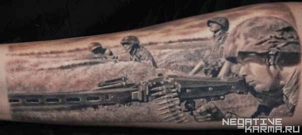 dinfo.gr - 22 εικόνες που δεν πιστεύετε ότι είναι τατουάζ!