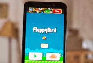 Download Flappy Bird untuk Blackberry