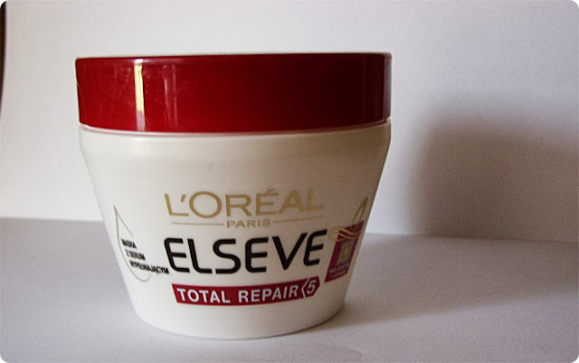 Loreal elseve total repair maska regenerująca
