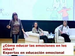 ¿Cómo educar las emociones en los niños?