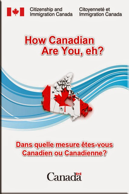 How Canadian Are You, eh? app