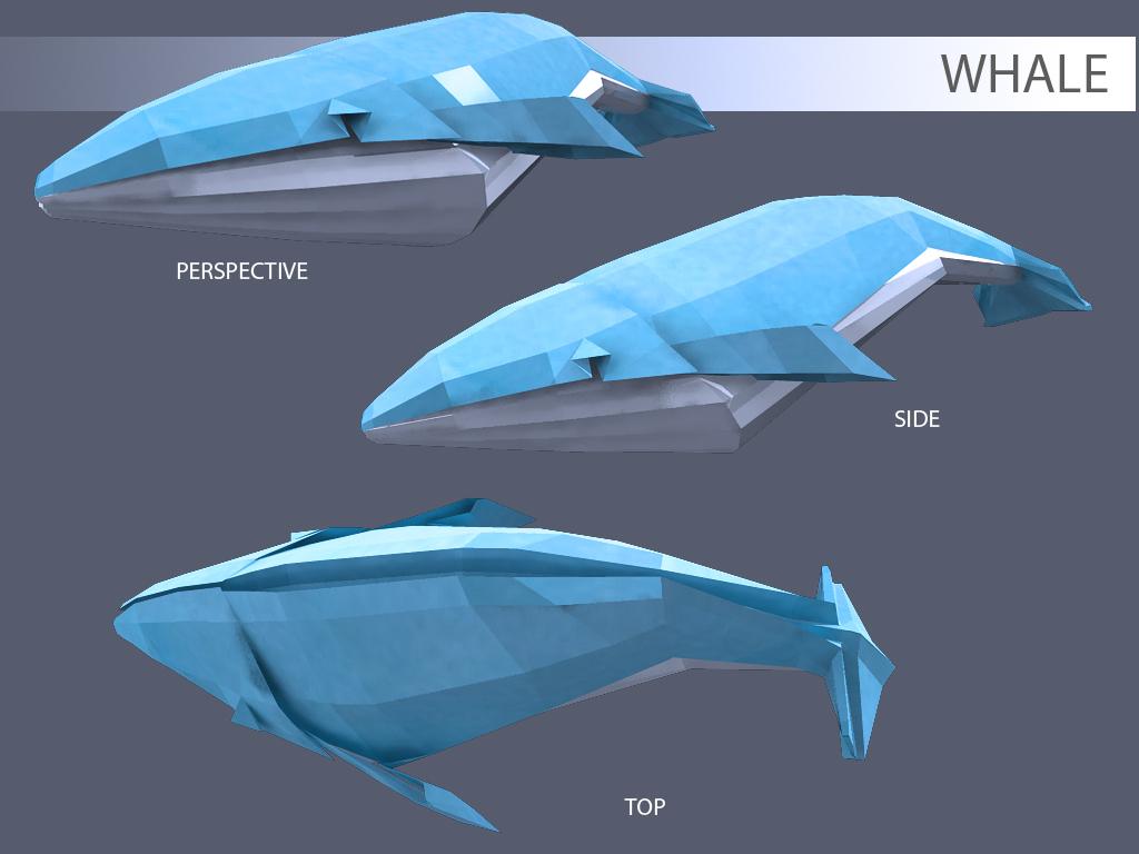 riusaga online origami whale