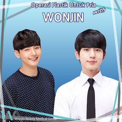 operasi plastik untuk pria di wonjin-1