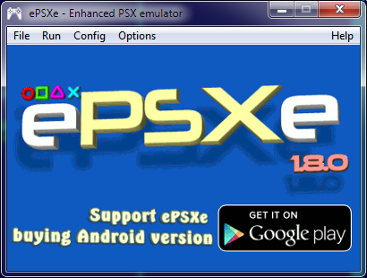 Download Emulator Game PS1 ePSXe v1.8.0 Untuk PC 2014