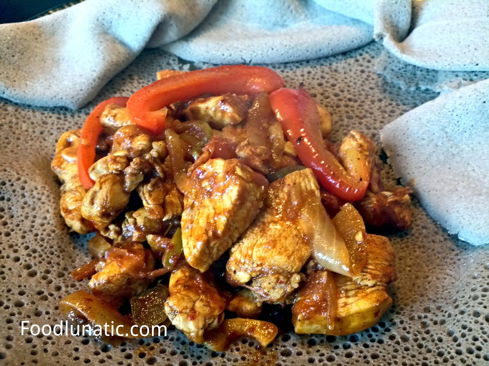 Ethiopian recipes for chicken