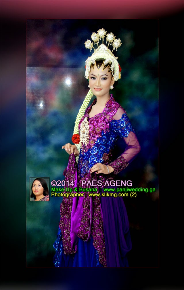 Paes Ageng Modern Karya Panji Chaniago Rias Pengantin Purwokerto [ panjiwedding.ga ] | Foto oleh : Klikmg2 Fotografer Jakarta