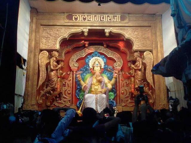 LalBaugcha Raja 2013   Live Darsan lalbaugcha raja