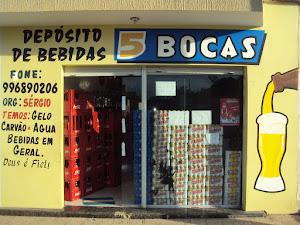 Mari/PB tem o Depósito de Bebidas 5 bocas que será o mais barato da região. Org. Sérgio Rodrigues