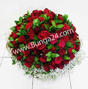 Kirim Bunga Valentine untuk Pacar