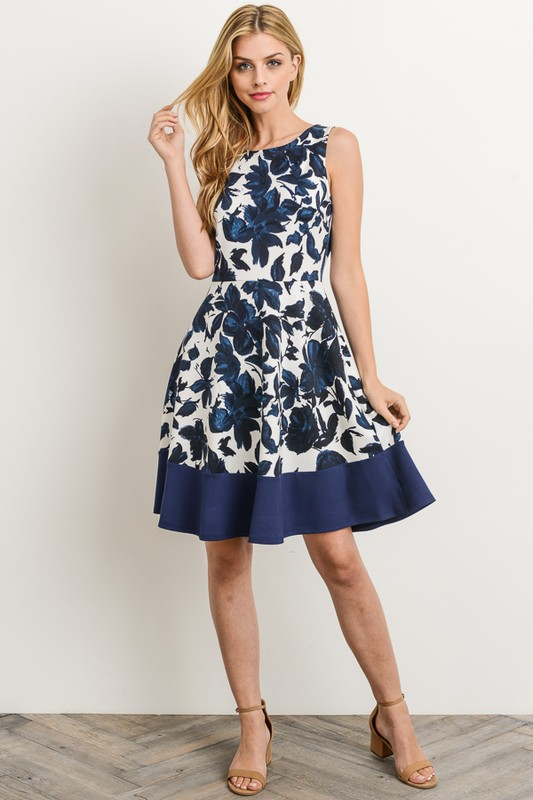 Our favorite color right now: Navy Blue!