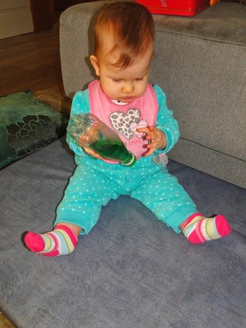 atividade bebê