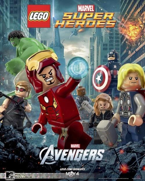 Lego -  Avengers