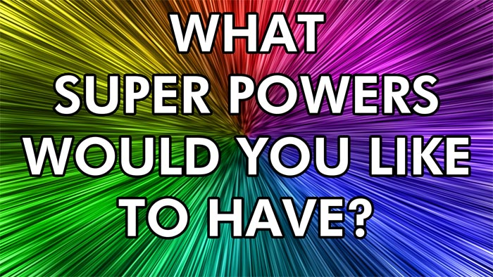 what superpower would you have and why essay When you select a topic about a particular happening or a hypothetical question like your favorite superpower, focusing on the task becomes easier another tip is to lean towards a topic that you are familiar with, because you will need to compose your essay based on personal experience.