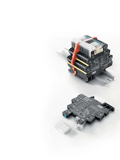 Weidmuller Termseries Relays, the all-rounder!