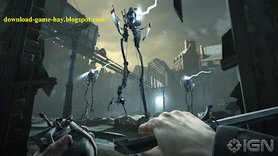 game dishonored 2012