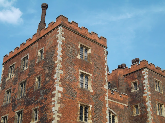 Lambeth Palace residence of Archbishop of Canterbury London Southbank
