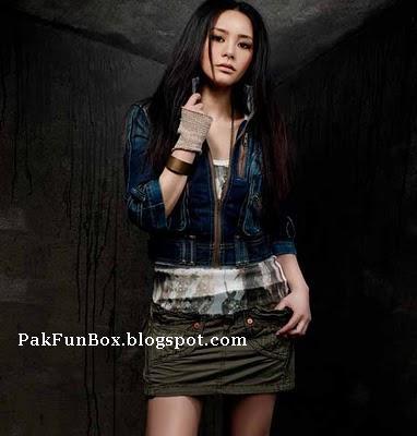 Sexy Korean Girls Models
