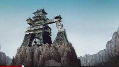 Mirai Ninja demon fortress