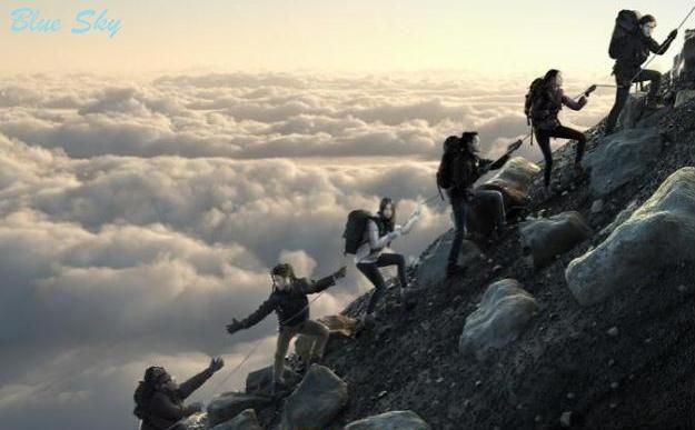 Film 5 cm film terbaru indonesia saraung blue sky