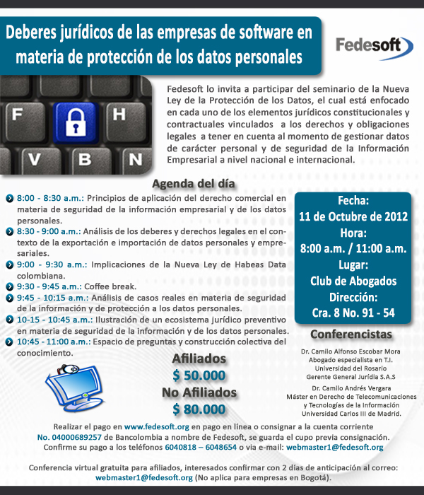 index. es proteccion datos personales relatoria proteccion datos colombia.