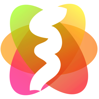 Visual Attributed String Mac app icon.