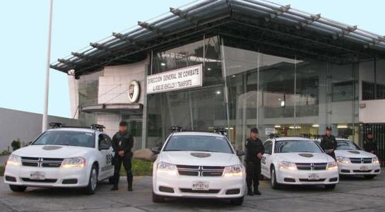 Vehiculos Recuperados SSC