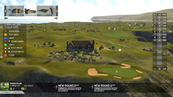 The Golf Club ScreenShot 01