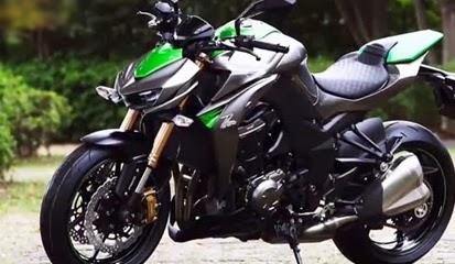 Spesifikasi Lengkap dan Harga Kawasaki Z1000 Terbaru 2014