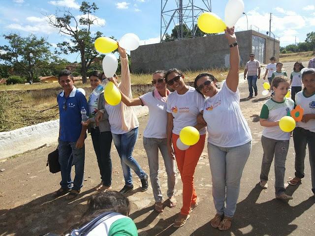 LIMA CAMPOS COMEMORA O DIA NACIONAL DE COMBATE AO ABUSO E EXPLORAÇÃO SEXUAL CONTRA CRIANÇAS E ADOLESCENTES