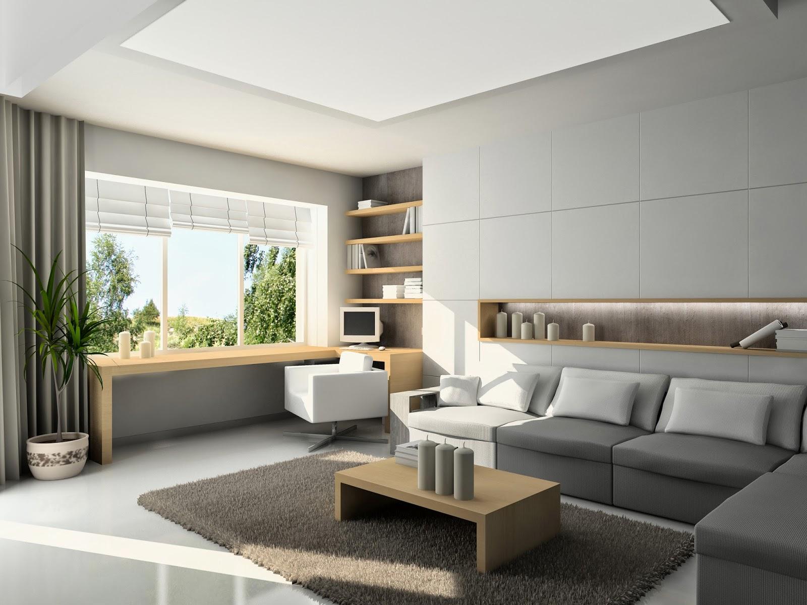Contoh Desain Ruang Tamu Minimalis Cantik Terbaru