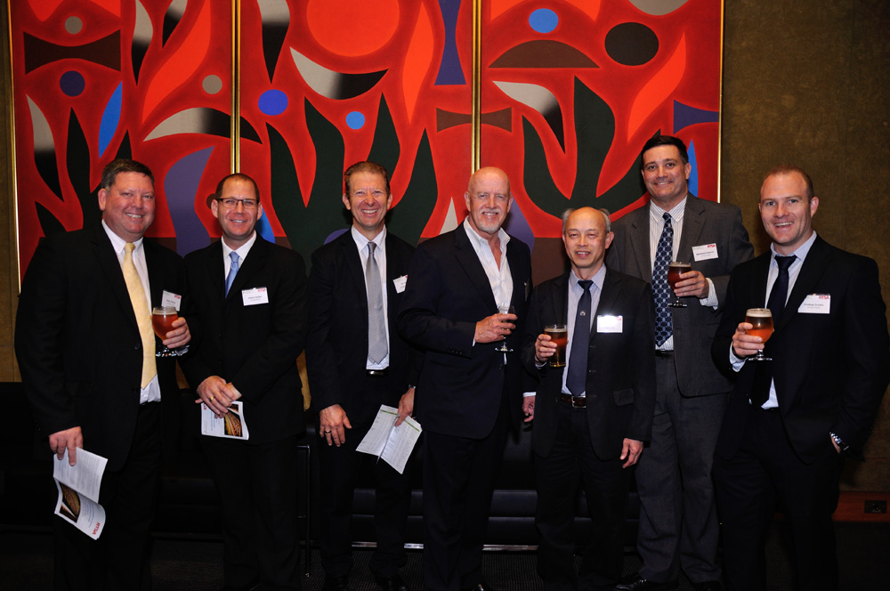 Attendee's at the annual engineers dinner, Parliament House Sydney. Unique Sydney Event Photography