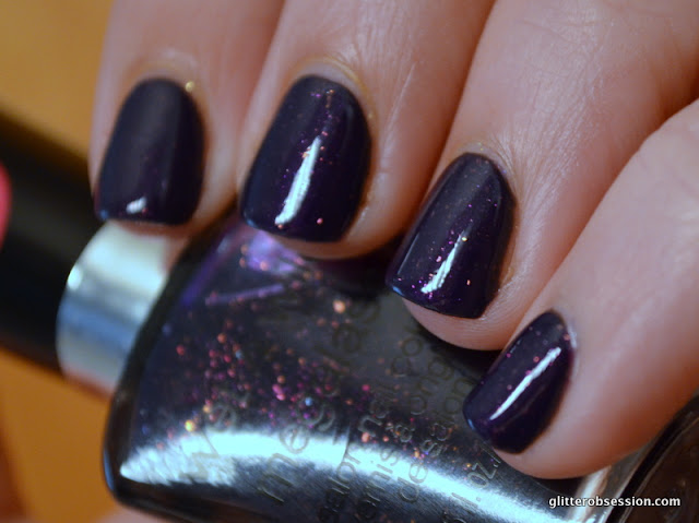Wet N Wild Black Light Party, Wet N Wild Black Light Party swatch, Wet N Wild Black Light Party nail swatch