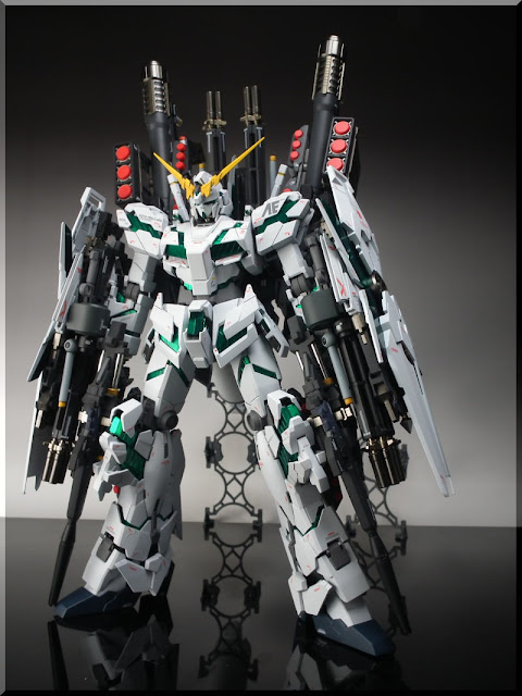 gundam unicorn full armor custom build