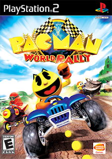 Download Pacman World rally
