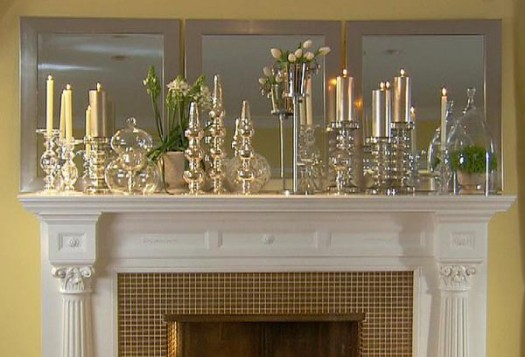 Inspired Redesign - Interior Decorating: Fab Fireplaces & Mantels ...