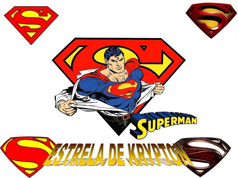SUPERMAN-ESTRELA DE KRYPTON