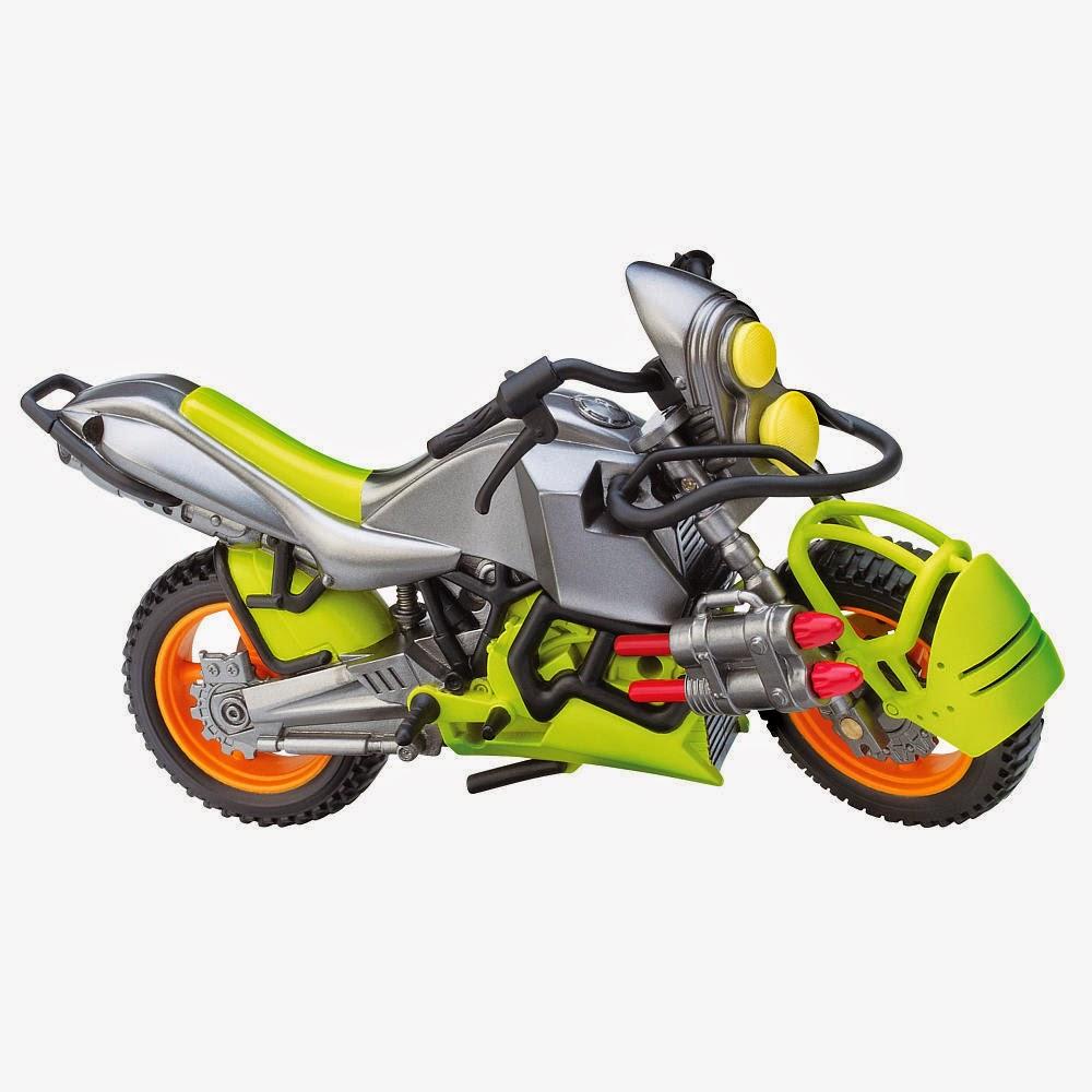 JUGUETES - LAS TORTUGAS NINJA - MMX Cycle | Moto  Producto Oficial | Playmates - Giochi Preziosi | A partir de 4 años